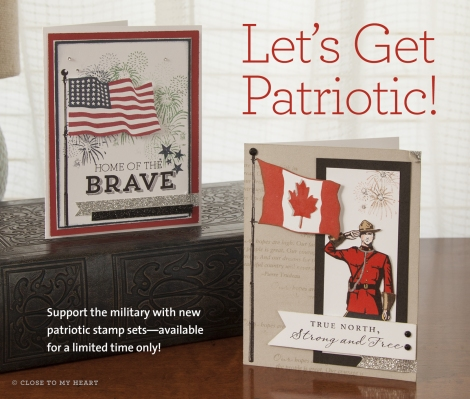 Patriotic Stamps