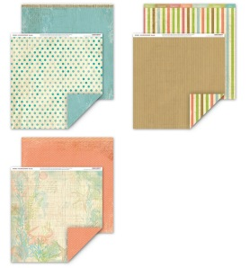 Seaside Paper Pack