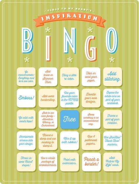 Inspiration-Bingo