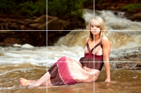 Rule-of-Thirds-Girl-Water