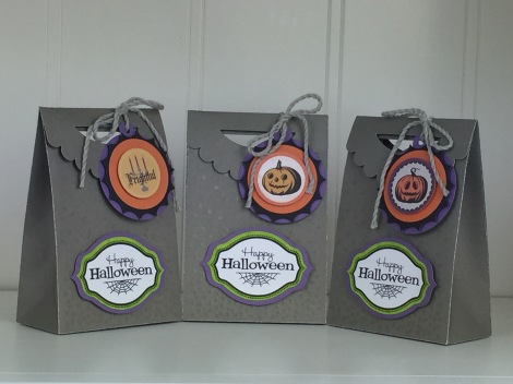 Nevermore Complements Treat Bags